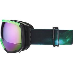 Alpina Scarabeo MM S3 - Lunettes de protection - vert/noir